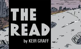 The Read (illustration by Jim Lange)